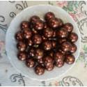 Perle d'huile de bain nacrées senteur VANILLE de couleur Bronze