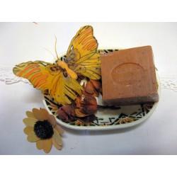 Savon de Marseille parfum Cannelle Orange
