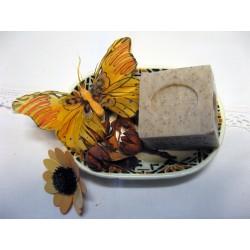 Savon de Marseille parfum Germes de blé broyés
