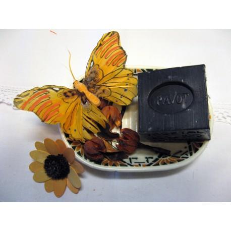 Savon de Marseille parfum Pavot