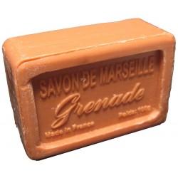 Savon de Marseille parfum Grenade