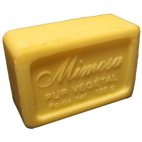 Savon de Marseille parfum Mimosas