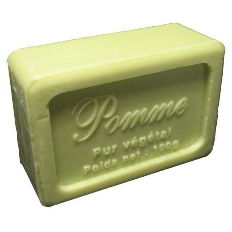 Savon de Marseille parfum Pomme