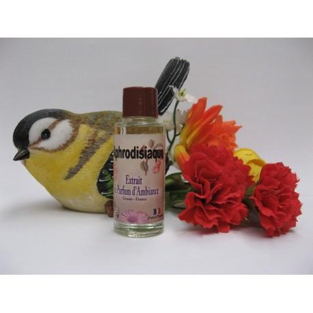 Extrait de parfum d'ambiance APHRODISIAQUE