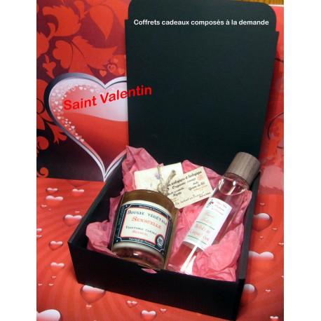 Coffret Saint Valentin pour elle ou pour lui