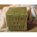 Véritable savon de Marseille à l'huile d'Olive