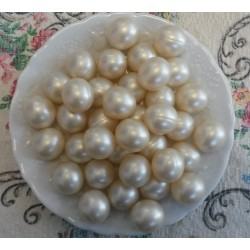 Perles de bain nacrées senteur Coco