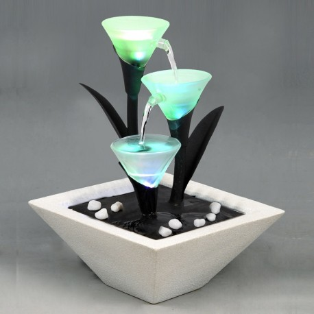 Fontaine Cristal line Tulipa