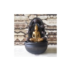 Fontaine d'intérieure Bouddha