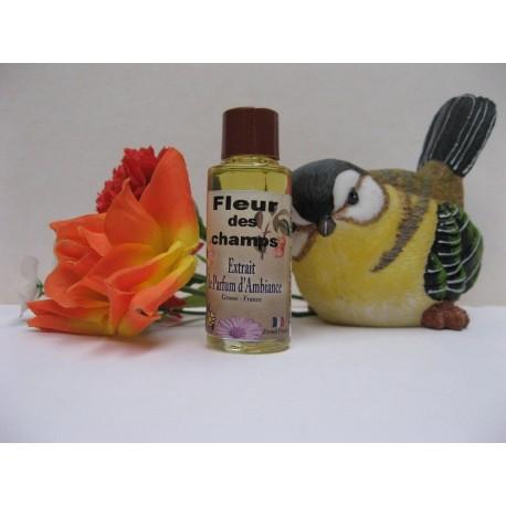 Extrait de parfum d'ambiance FLEUR DES CHAMPS