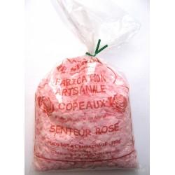 Paillettes de Véritable savon de Marseille 72% EXTRA PUR d'huile Végétale parfumé Rose
