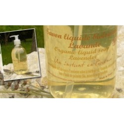 Savon de Marseille liquide Certifié Biologique Sans parfum 500 ml