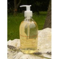 Savon de Marseille liquide Certifié Biologique Label Ecocert 500 ml