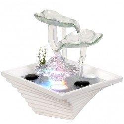 Fontaine Cristal Line Flower