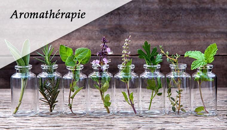Découvrez nos produits Aromathérapie