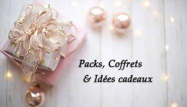 Packs, Coffrets et Idées cadeaux